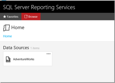 How to create Mobile Reports and KPI's in SQL Server