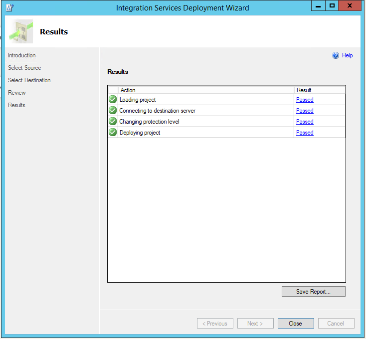 How to use SSIS to enable oData and other data sources in