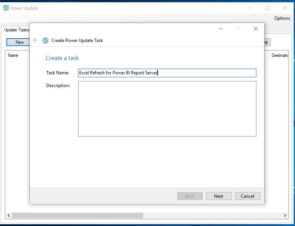 Power BI Report Server – Christopher Finlan